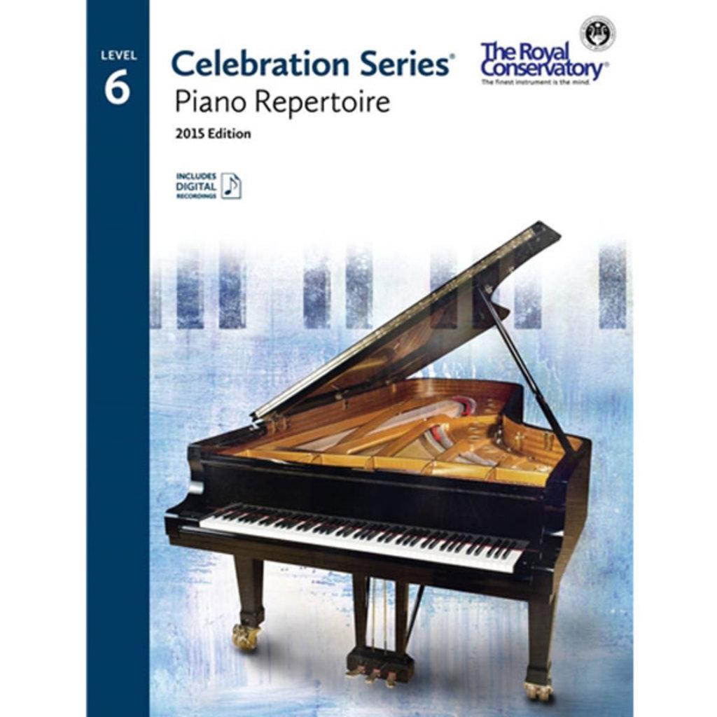 2015 Rcm Piano Gr 6 Rep