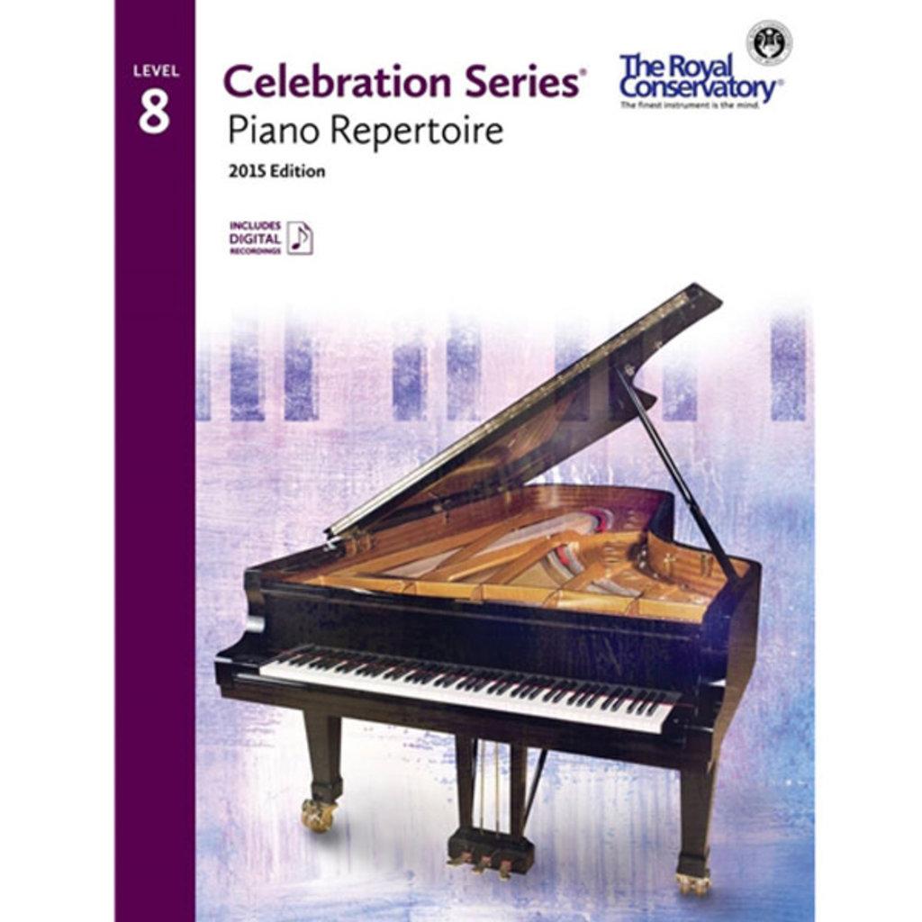 RCM Publishing 2015 Rcm Piano Gr 8 Rep