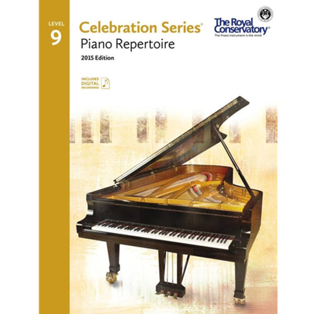 2015 Rcm Piano Gr 9 Rep