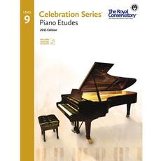 2015 Rcm Piano Gr 9 Etudes