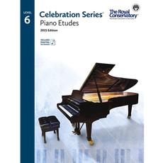 2015 Rcm Piano Gr 6 Etudes