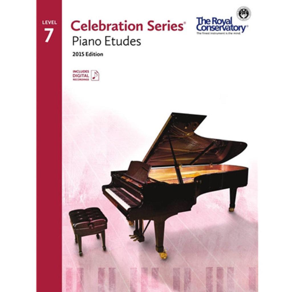 2015 Rcm Piano Gr 7 Etudes