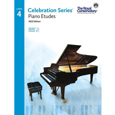 RCM Publishing 2015 Rcm Piano Gr 4 Etudes