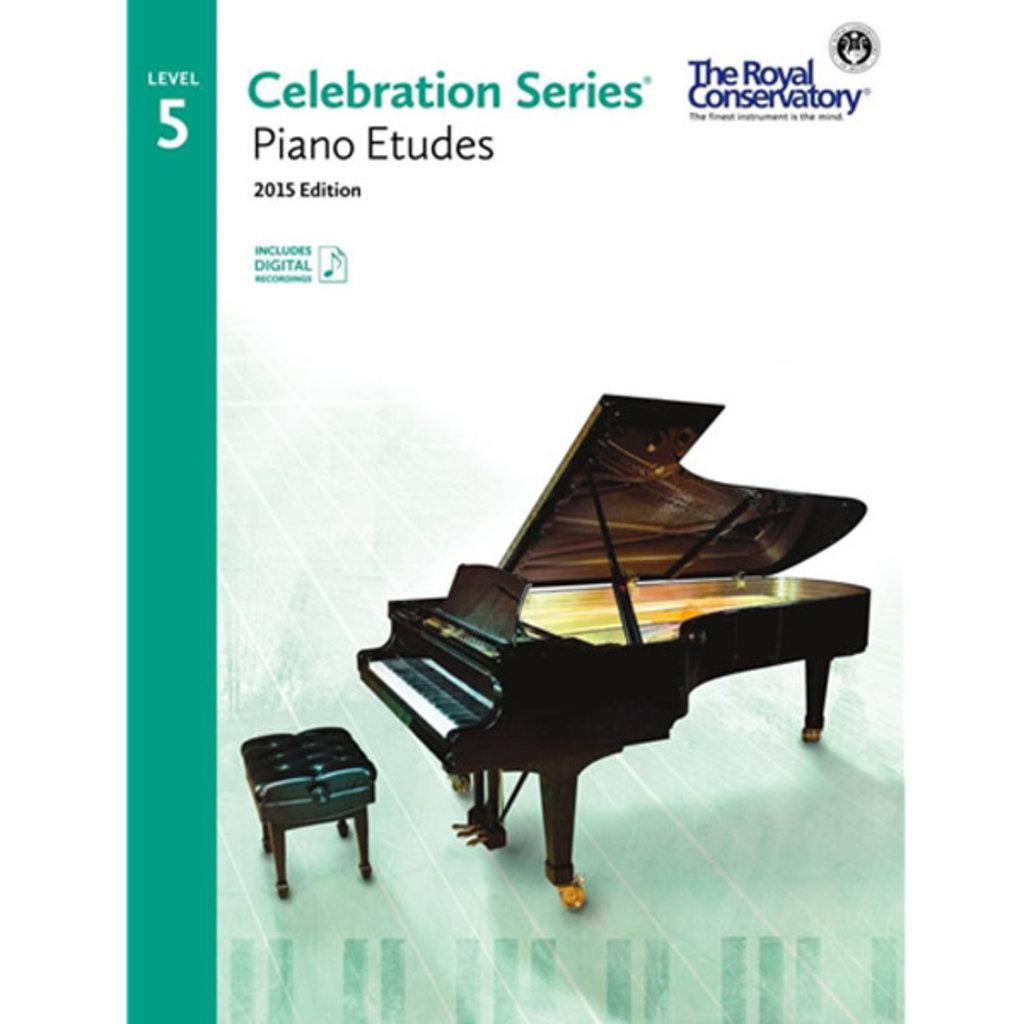 2015 Rcm Piano Gr 5 Etudes
