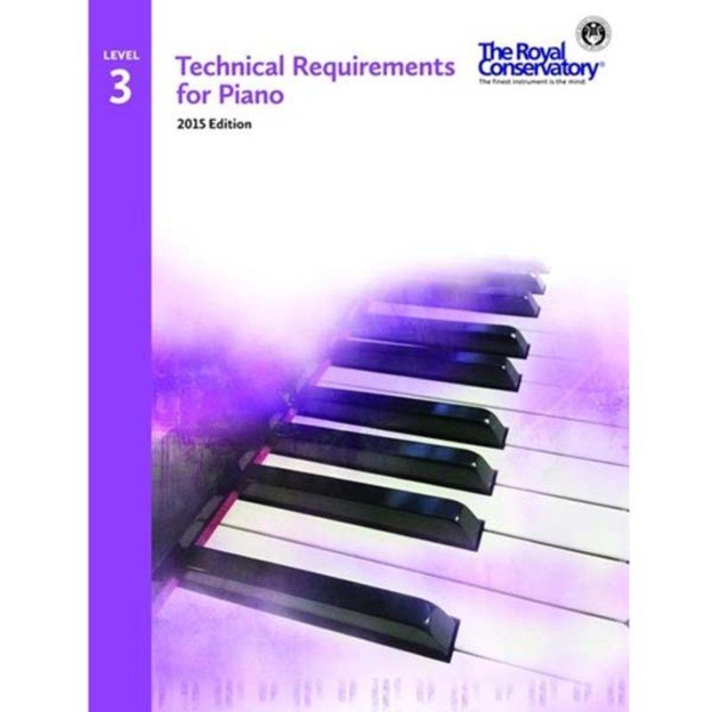 2015 RCM Piano 3 Tech Req