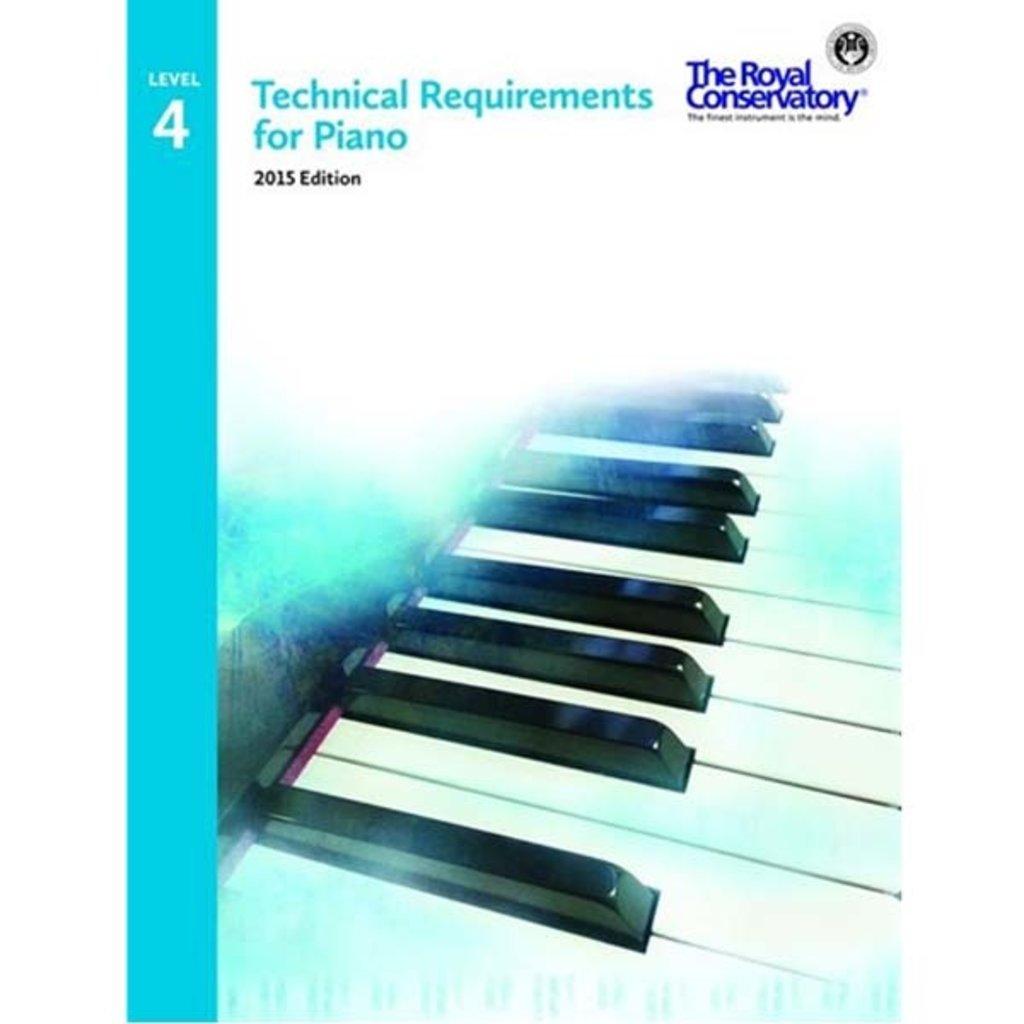 2015 RCM Piano 4 Tech Req