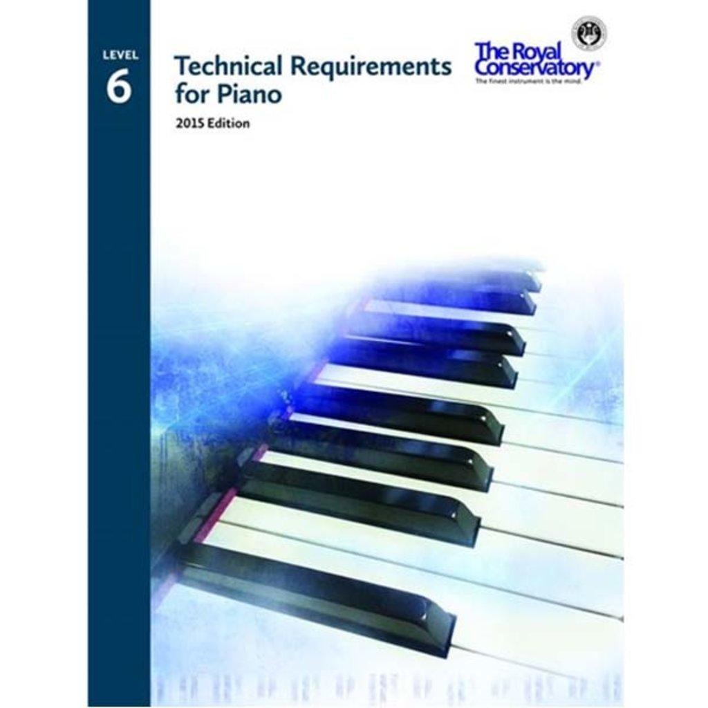 2015 RCM Piano 6 Tech Req
