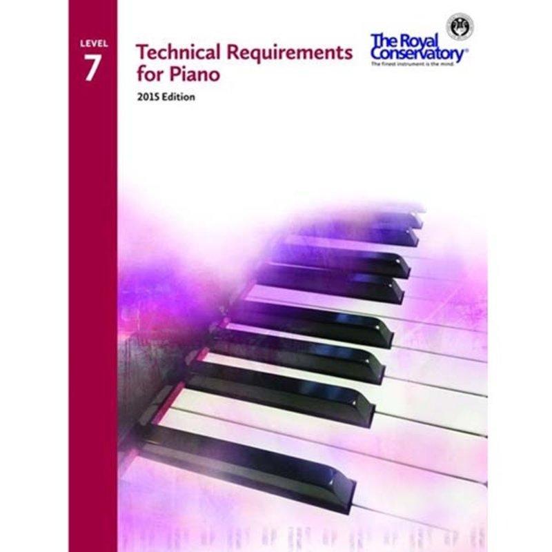2015 RCM Piano 7 Tech Req