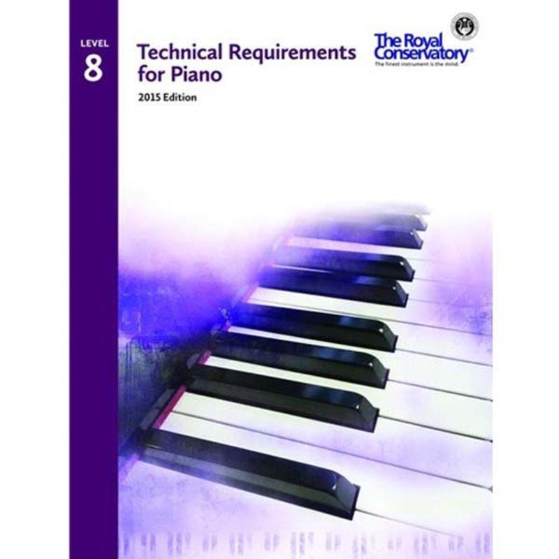 2015 RCM Piano 8 Tech Req