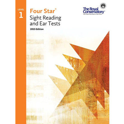 RCM Piano 1 2015 Four Star Sight And Ear