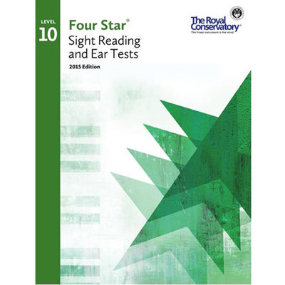 RCM Piano 10 2015 Four Star Sight And Ear