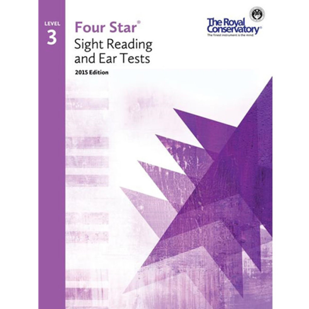 RCM Piano 3 2015 Four Star Sight And Ear