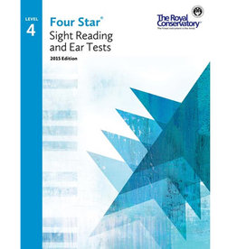 RCM Piano 4 2015 Four Star Sight And Ear