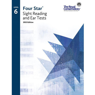 RCM Piano 6 2015 Four Star Sight And Ear
