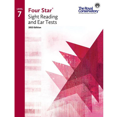 RCM Piano 7 2015 Four Star Sight And Ear