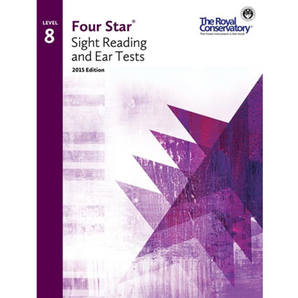 RCM Piano 8 2015 Four Star Sight And Ear