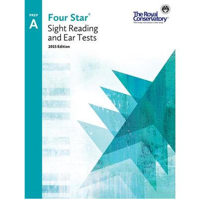RCM Piano Prep A 2015 Four Star Sight And Ear
