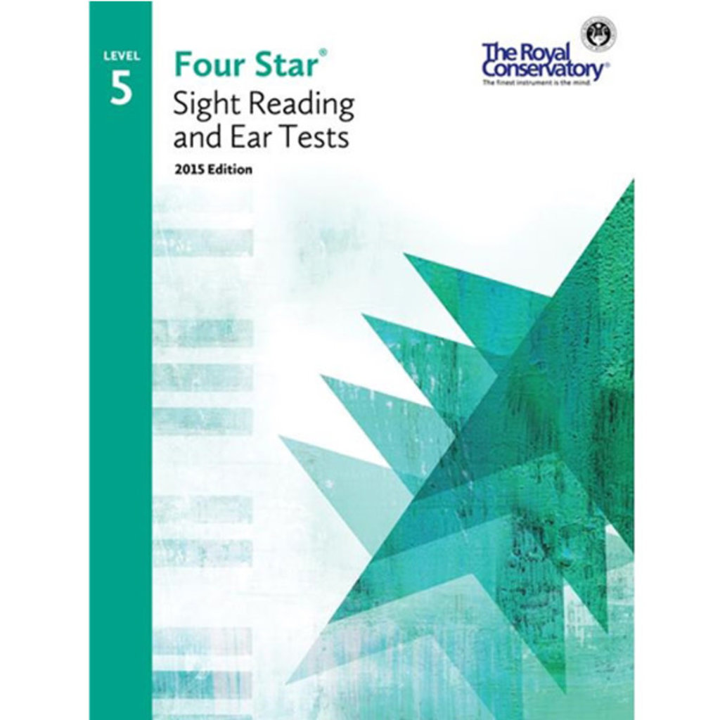 RCM Piano 5 2015 Four Star Sight And Ear