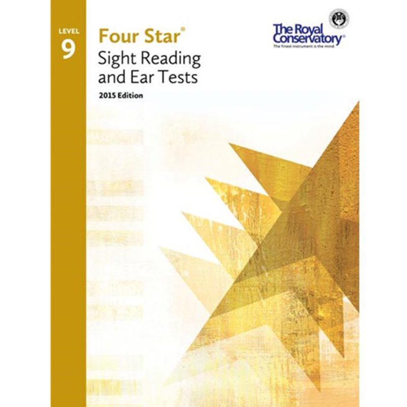 RCM Piano 9 2015 Four Star Sight And Ear