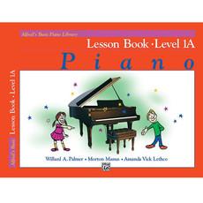 Alfred Basic Piano Lesson Book Lv 1A