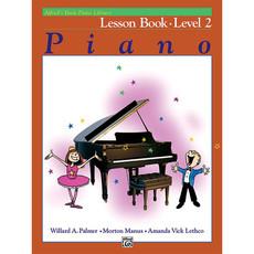 Alfred Basic Piano Lesson Book Lv 2