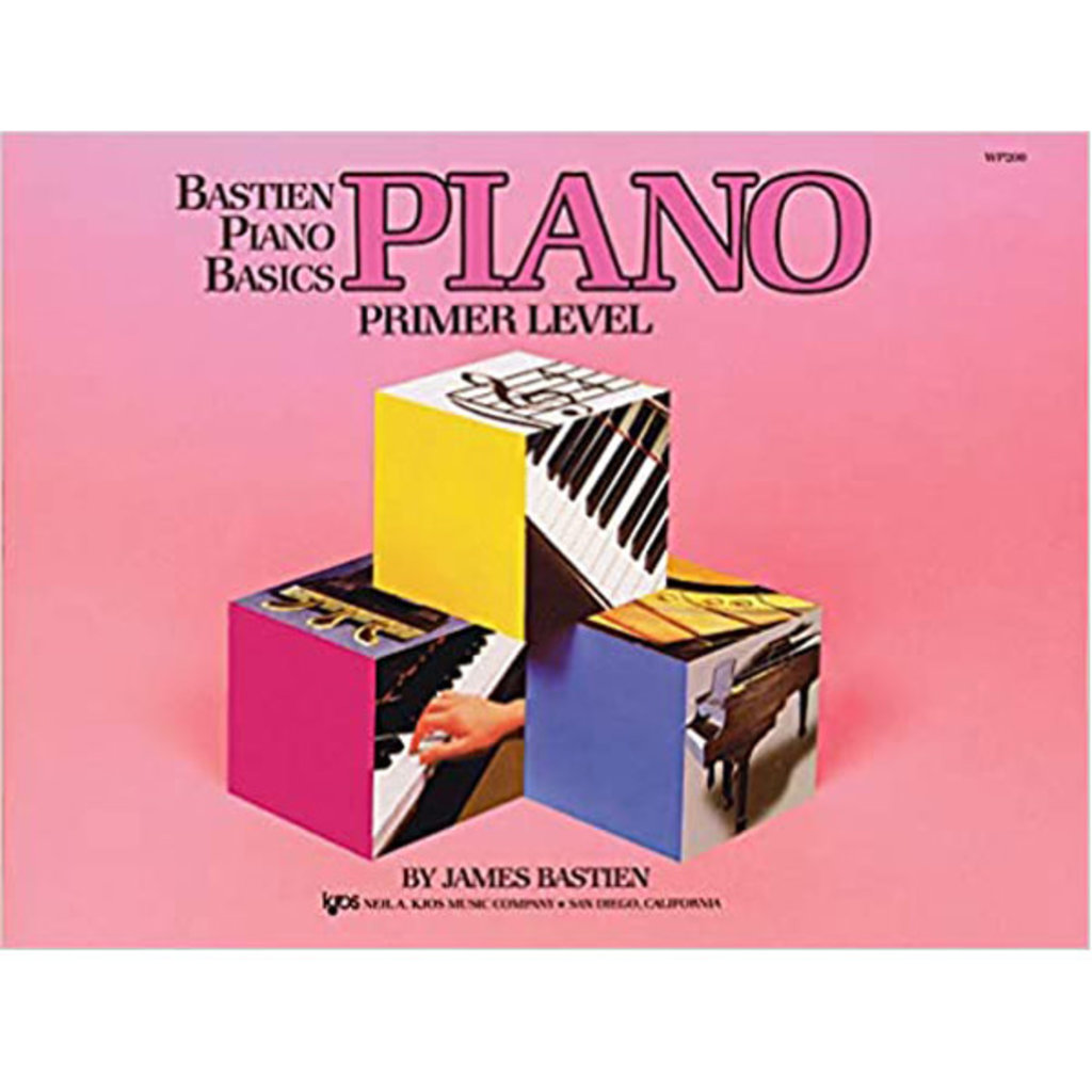 Bastien Piano Basics Primer Level (Lesson Book)