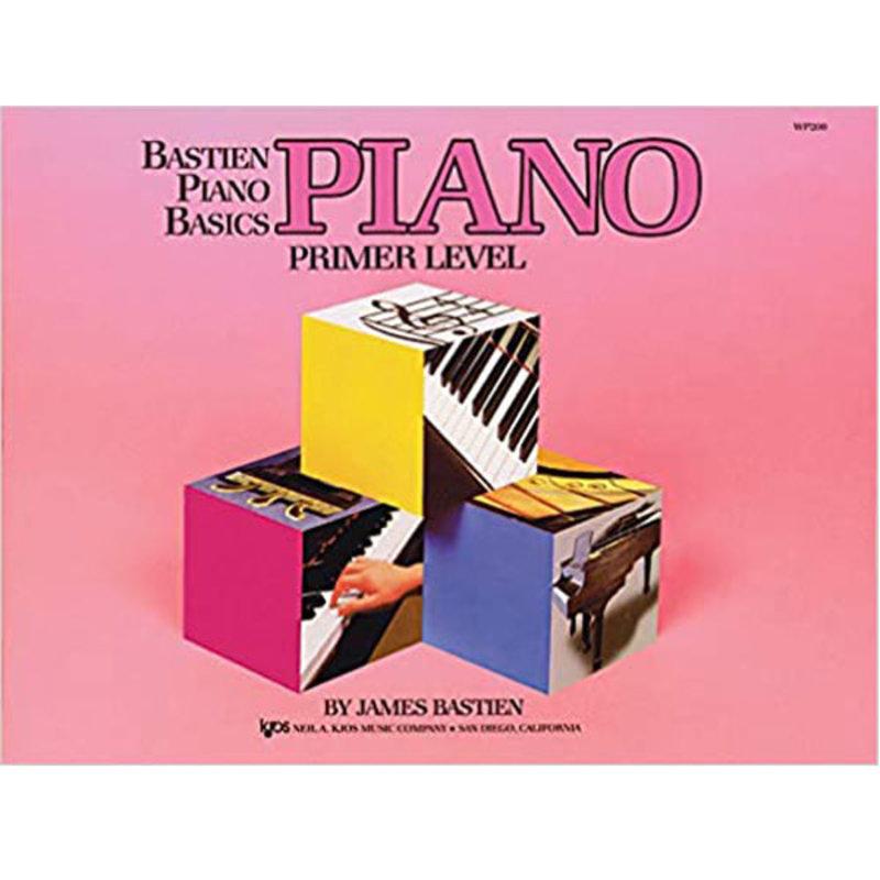 Bastien Piano Basics Primer Level (Lesson Book)