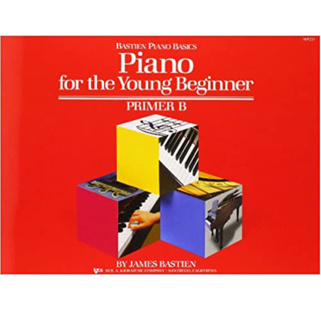 Bastien Piano Basics for Young Beg Pr B
