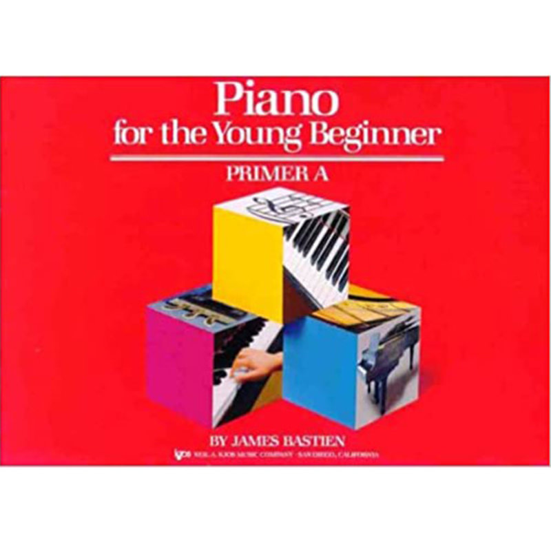Bastien Piano Basics for Young Beg Pr A
