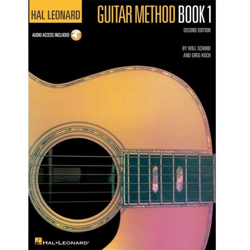 Hal Leonard Gtr Method Bk 1