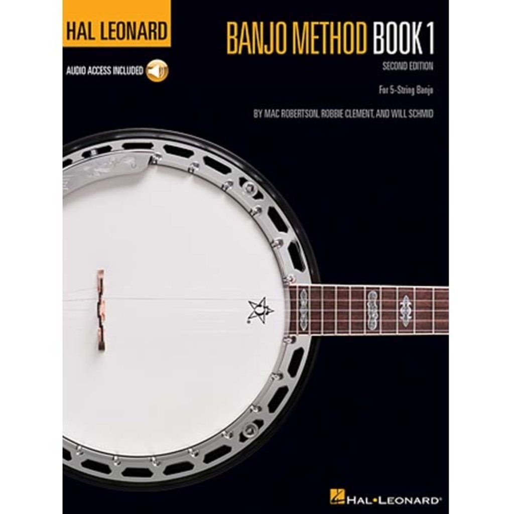 Hal Leonard Banjo Method Bk 1