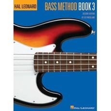 Hal Leonard Electric Bass Bk 3