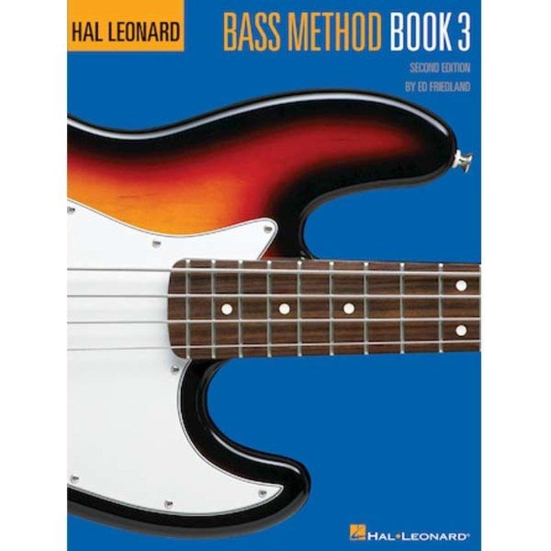 Hal Leonard Electric Bass Bk 3