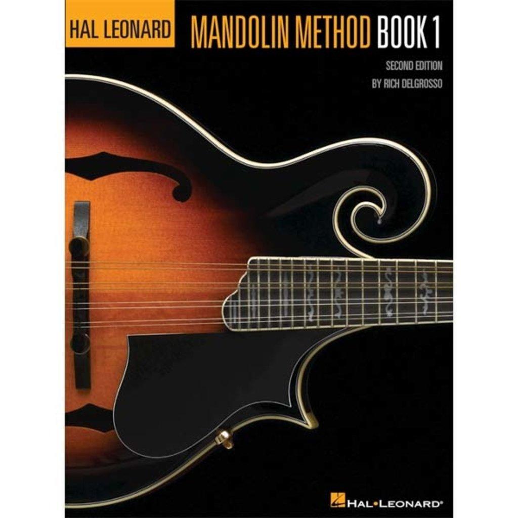 Hal Leonard Hal Leonard Mandolin Book 1 w/Audio 2nd Edition