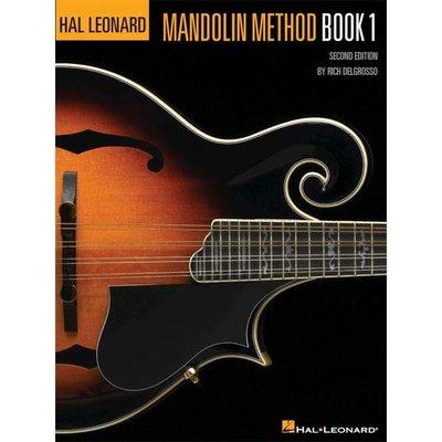 Hal Leonard Mandolin Book 1 w/Audio 2nd Edition