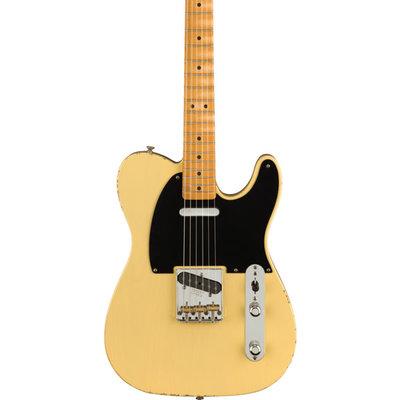 Fender Fender Vintera Road Worn® '50s Telecaster®, Maple Fingerboard, Vintage Blonde