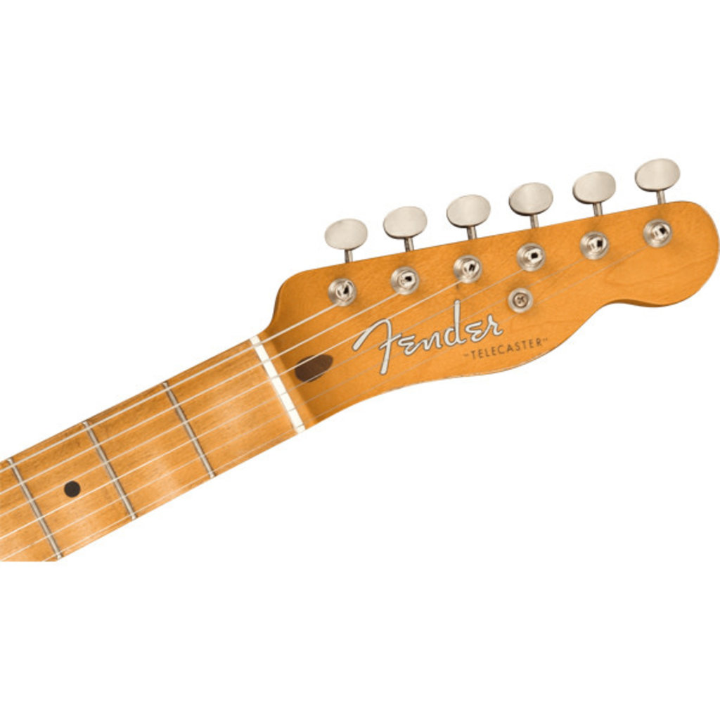 Fender Fender Vintera Road Worn® '50s Telecaster®, Maple Fingerboard, Vintage Blonde
