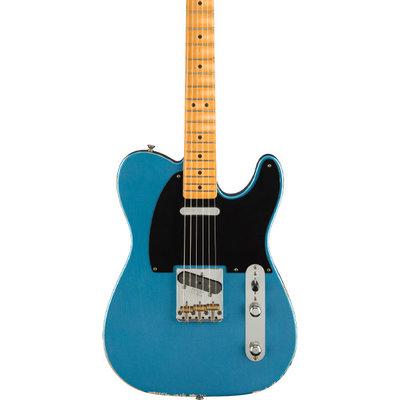 Fender Fender Vintera Road Worn® '50s Telecaster, Maple Fingerboard, Lake Placid Blue