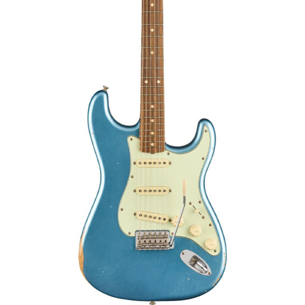 Fender Fender Vintera Road Worn '60s Stratocaster - Lake Placid Blue
