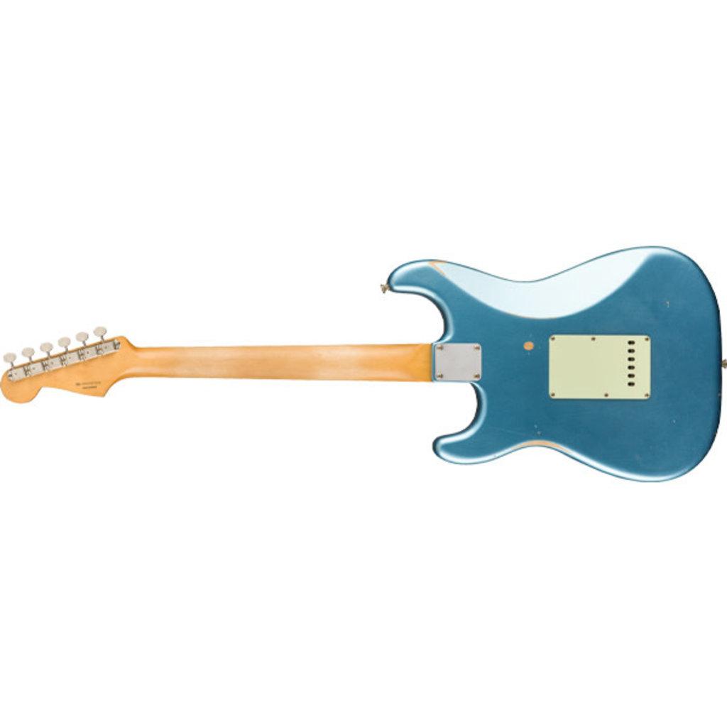 Fender Fender Vintera Road Worn '60s Stratocaster, Pau Ferro Fingerboard, Lake Placid Blue