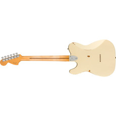 Fender Fender Vintera Road Worn '70s Telecaster Deluxe, Maple Fingerboard, Olympic White