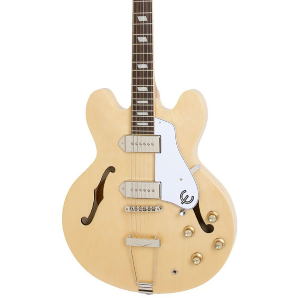 Epiphone Epiphone Casino Coupe Natural