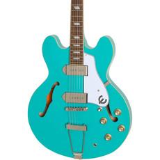 Epiphone Epiphone Casino Coupe Turquoise