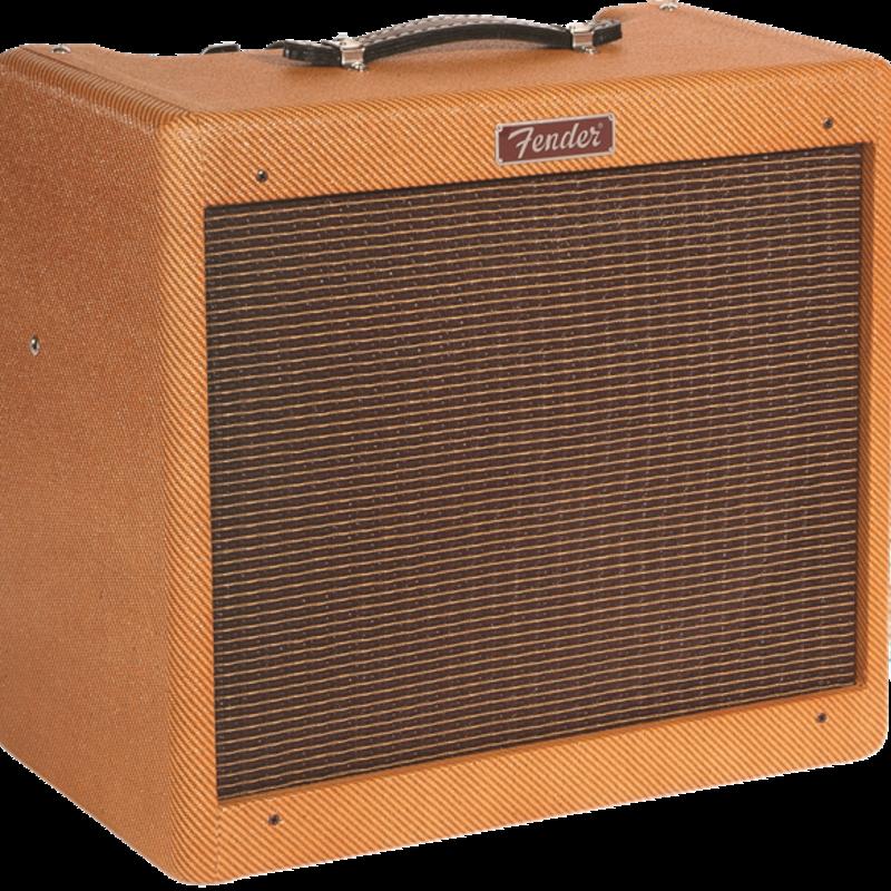 Fender Fender Blues Junior LTD Lacquered Tweed Amp