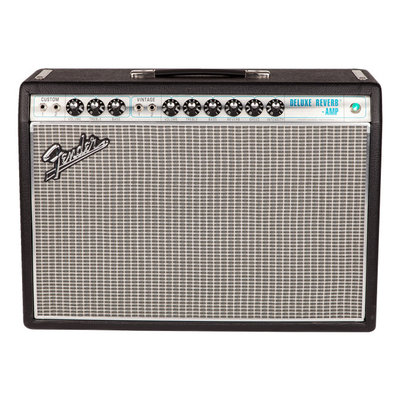 Fender Fender 68 Custom Deluxe Reverb 120V Amplifier