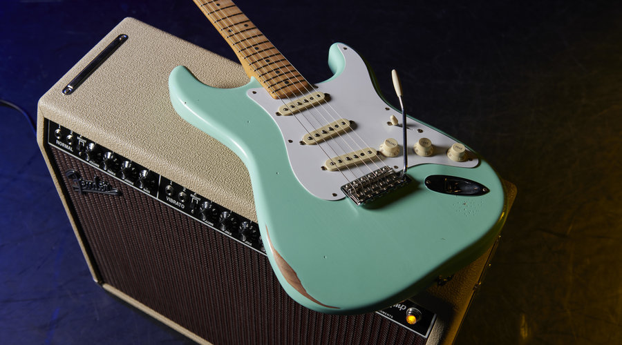 The Fender Road Worn Guitars are Back!!