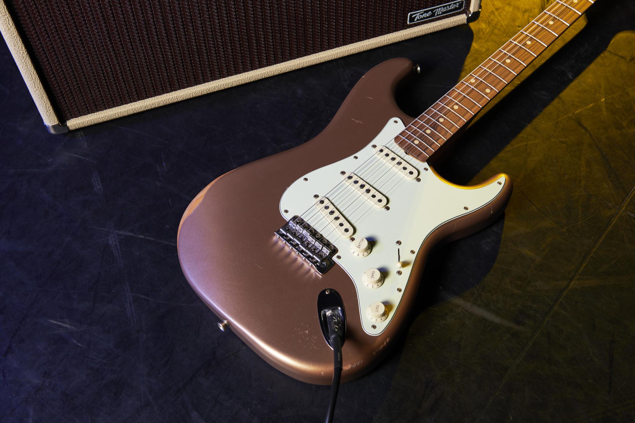 Fender Vintera Road Worn Strat