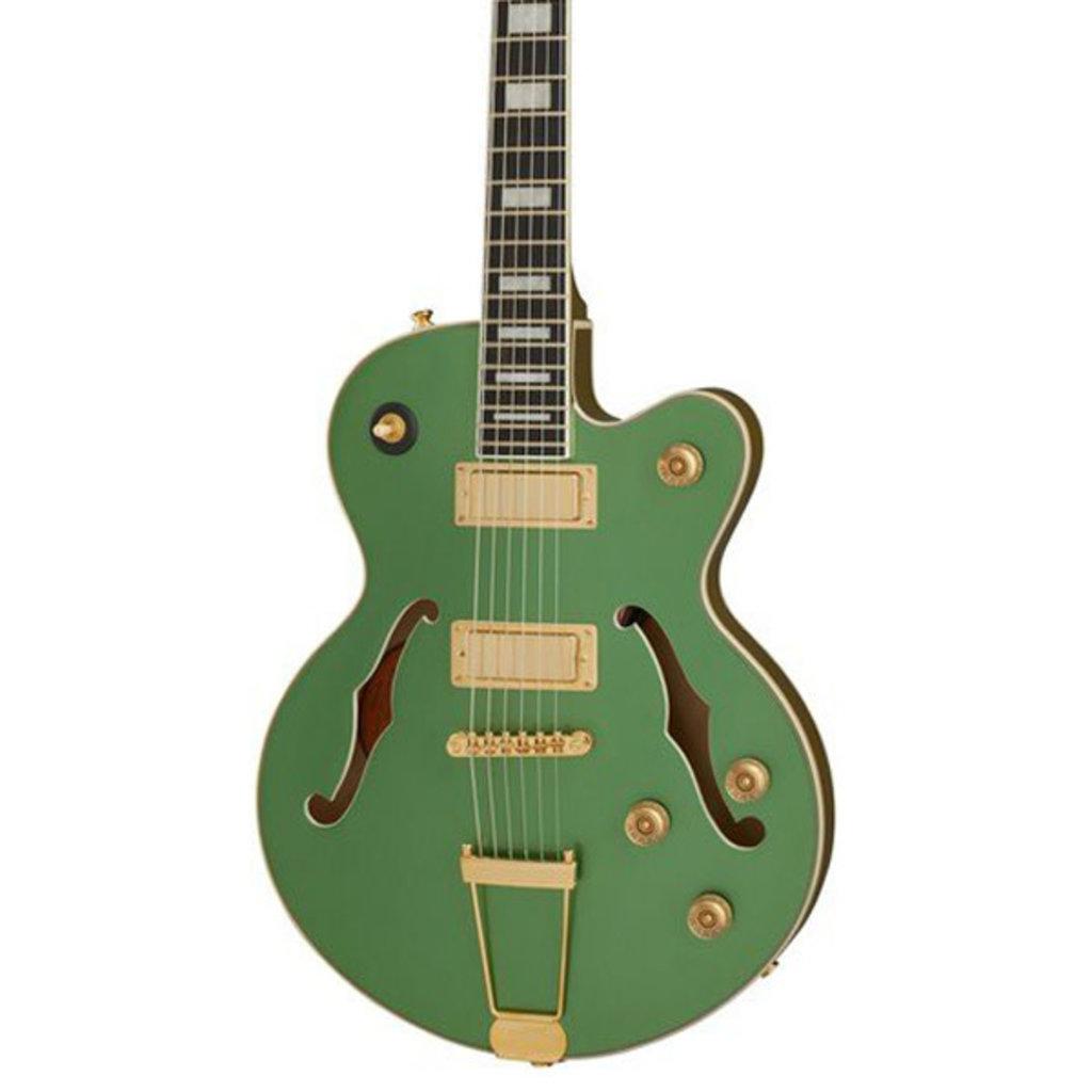 Epiphone Epiphone Uptown Kat ES Emerald Green