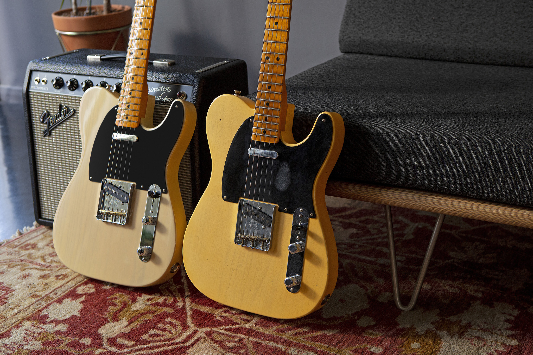 The 70th Anniversary Fender Broadcaster