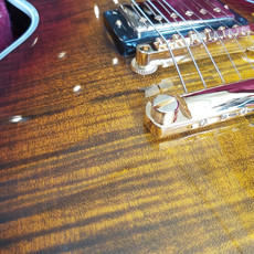 Gibson Les Paul Axcess Custom Figured Top w/ Ebony Fingerboard Gloss - Bengal Burst